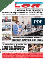 Periódico Lea Miércoles 03 de Octubre Del 2018