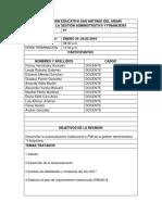 Acta 2018 Financiera 001