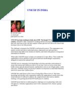 Unicef in India