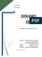 Maquinas Dc Dinamo en Serie
