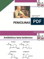 Aula 08 sobre Penicilinas
