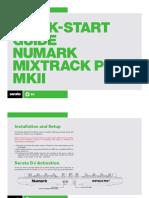 Manual Numark Mixtrack Pro II