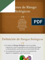 Factores de Riesgo Biologico.grupo 5