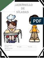 ACTIVIDADES SILABICAS