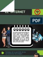 Creadores del Internet y su evolución.