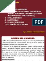 7 t.origen Del Universo