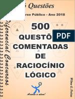 1704_RACIOCÍNIO LÓGICO- Apostila amostra - 2017 - 17 páginas (OK).pdf