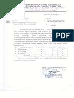 Surat Pengusulan Pegawai Dari SKPD