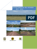 Plan Vial Regional Vichada 2011-2019