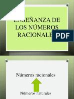 2.- Números Racionales