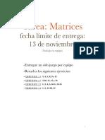 02t Matrices