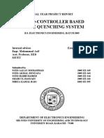 Fyp Complete Report