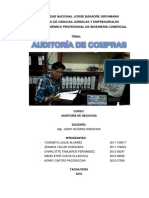 Auditoría de Compras-word
