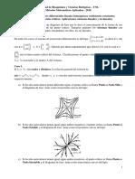 Clase Sistemas de EDO, 2da Parte