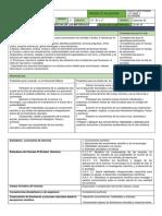 Planeacion de Química Bloque i 2016