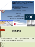 generacion de terremotos