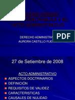 27 Set La Funcion Publica y El Acto Administrativo
