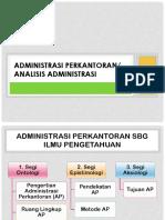analisis-administrasi-perkantoran.ppt