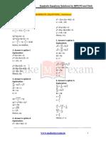 Quadratic Equations solutions.pdf