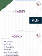 Kaizen Introduction