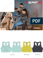 SS'19 Final Womens Collection Active Wear