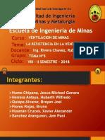 Modificado - Grupo Nº5 Resistencia en La Ventilacion Minera