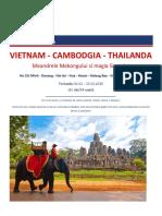 Vietnam & Cambodgia & Thailanda 13.02.2019