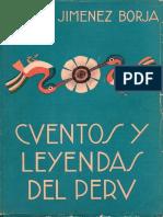Cuentos y leyendas del Perú - 1940 del Instituto Peruano del Libro S.A.