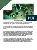 El Virus y La Bacteria