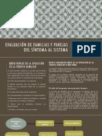 Evaluación de Familias y Parejas