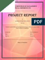 12th Project Repor12