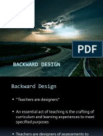 1 Chapter 1-Backward Design