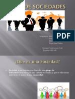 Tipos de Sociedades 1