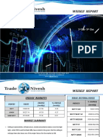 Weekly Equity Report  Trade Nivesh