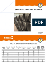 6317-22374 Ficha Tecnica Tuberia Pvc Presion