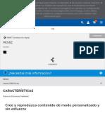 Monitor Profesional de Gran Formato de La Serie PE de Samsung