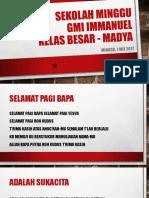 Petrus Lepas Dari Penjara - Cerita SM.pptx