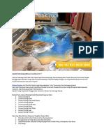 Jasa Mural Art, HARGA HEMAT, WA +62 821-8620-5040