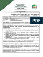 External Training Report