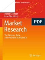 [Springer Texts in Business and Economics] Erik Mooi, Marko Sarstedt, Irma Mooi-Reci - Market Research_ the Process, Data, And Methods Using Stata (2018, Springer Singapore)(1)