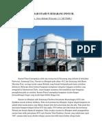 Sejarah Stasiun Semarang Poncol