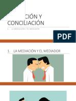 Mediación y Conciliación