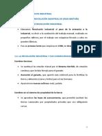 Tema 3 La Revolucion Industrial