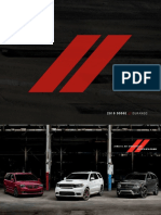 Durango 2018 Brochure