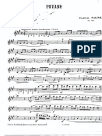 Fauré - Pavane op.50 - flute part.pdf