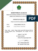 srtifakat i.docx