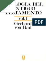 Gerhard Von Rad Teologia Del Antiguo Testamento Vol 1.pdf