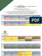 Calendario Confirmado Asignaturas Contenidos 15-16