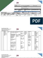 Planificación Diaria de Matematica 6to Estadistica Recoleccion de Datos