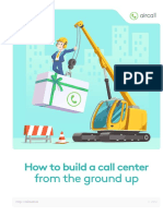 How to Build a Call Center From the Ground Up